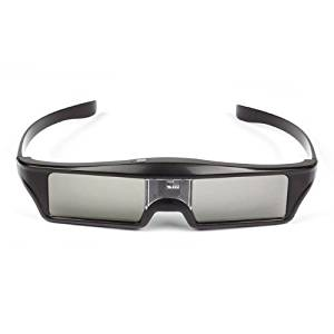 3D Glasses - TOOGOO(R)KX-30 Newest Version 3D 96-144Hz Active Shutter Glasses for DLP- Link 3D Ready Projectors