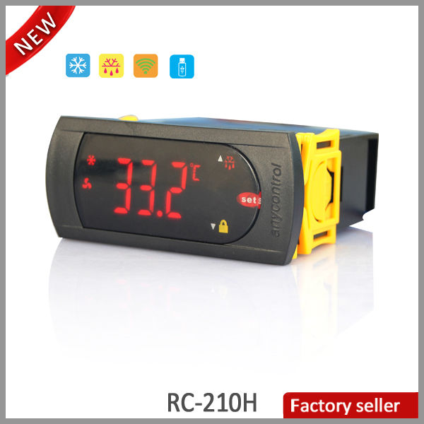 Touch Button Remote Control Programming Key Microcomputer Temperature Controller RC-210H cold room temperature controls
