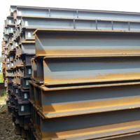 ASTM A36 q235 SS400 h beam price steel, Structure h beam iron for building