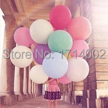 5pc 36inch Giant Air Balloon Big Transparent Clear Latex Balloons 36 Balloons Wedding Birthday Party Decoration