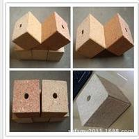 chipblock/ chipboard/ partical board for pallet foot