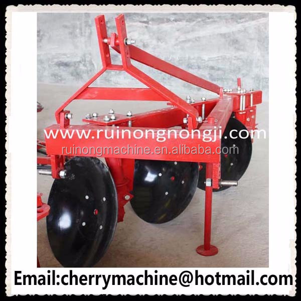 Cheap good agricultural used disc ploughs