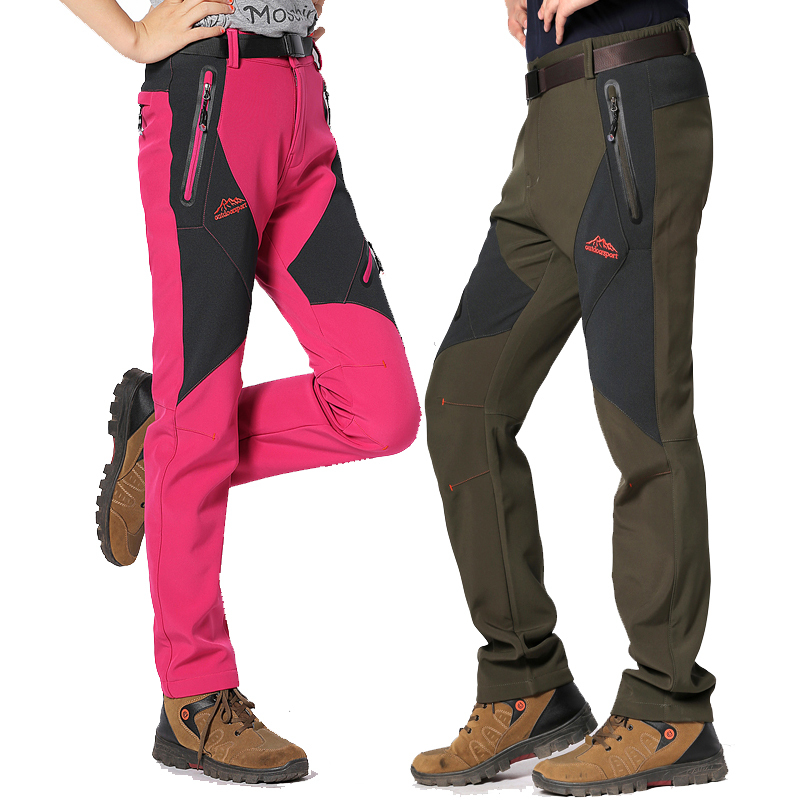 80aa66eb1 Men &Women hiking pants Trekking pants Outdoor pants Softshell pants  Waterproof pants