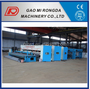 Middle Speed Nonwoven Fabric Needle Punching Machine