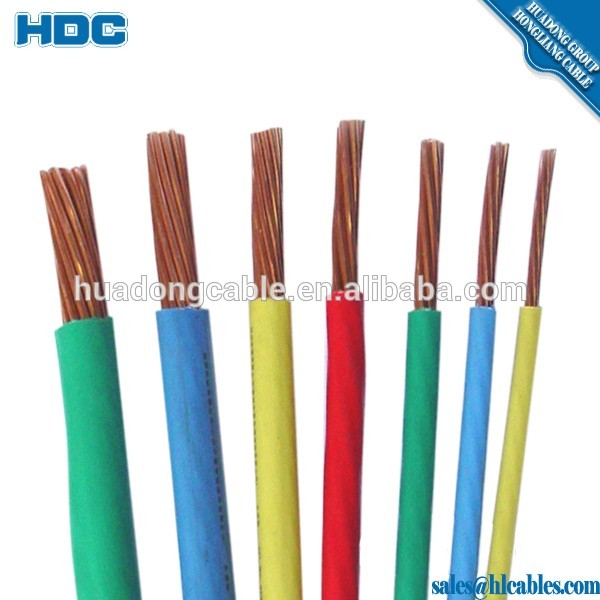 Pvc Cover Electric Wire Wholesale, Electric Wire Suppliers - Alibaba