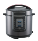 1000W Electric Pressure Cooker 6Quart Multi Cooker 14-in-1 Programmable Stainless Steel Pot
