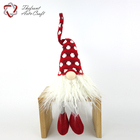 Special fabric long hat felt gnome trendy christmas gifts decoration