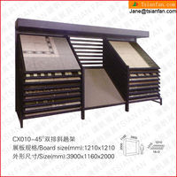 CX010 outdoor newspaper stand