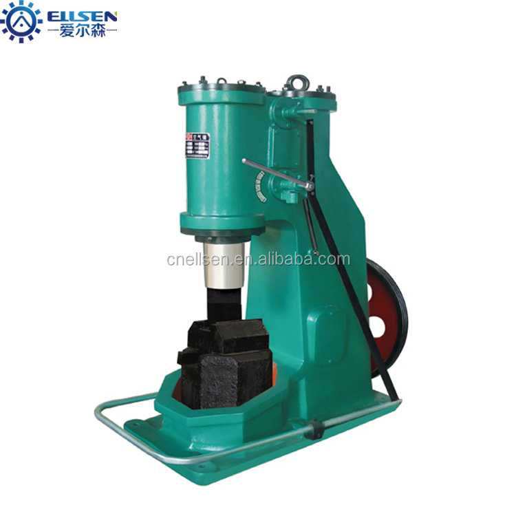 Widely used iron forging 40kg air pneumatic hammer with CE