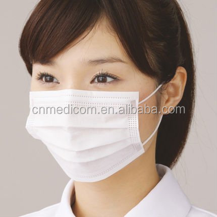 Chinese Hubei made disposable respirator/ nonwoven respirator