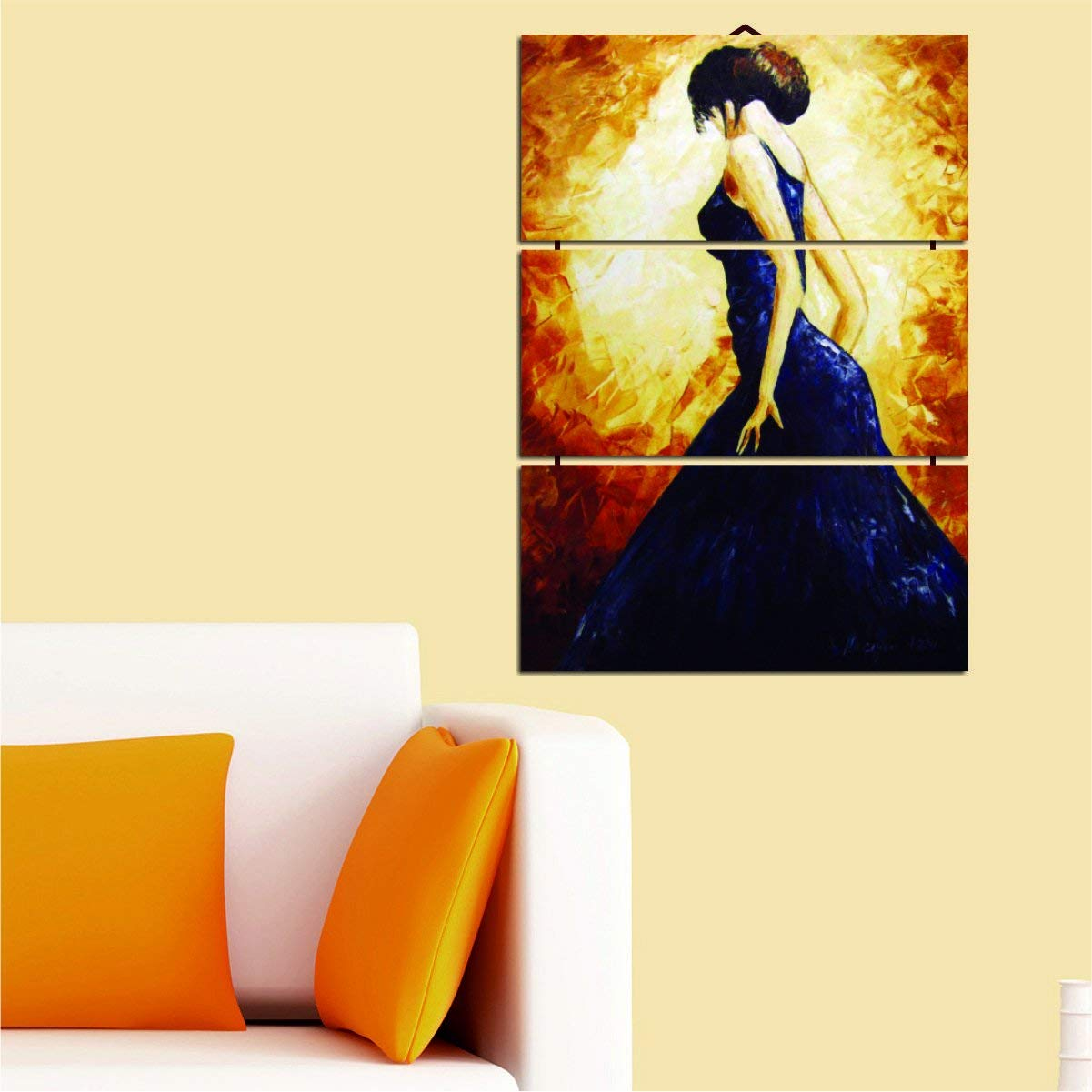 Cheap Blue Woman Painting, find Blue Woman Painting deals on line at ...
