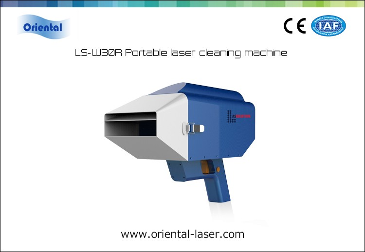 2018 New Laser Cleaning Machine Rust Remover Paint