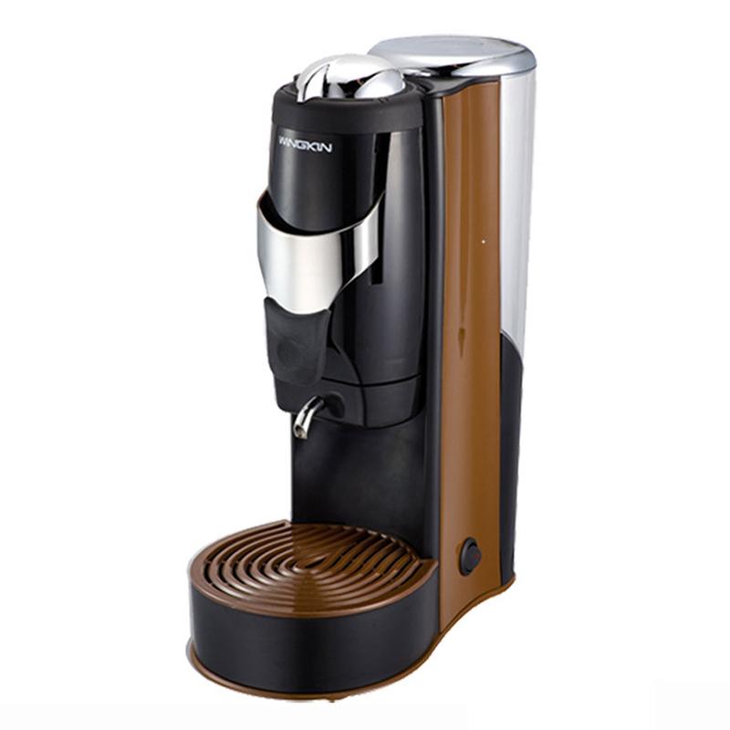 Mini Portable Espresso 12v Car Ese Pod Coffee Machine Maker Easy Handle 44mm Convenience Wingkin