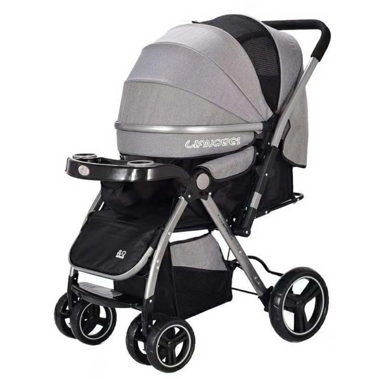 Baby carriage folding adjustable and portable  baby carriter