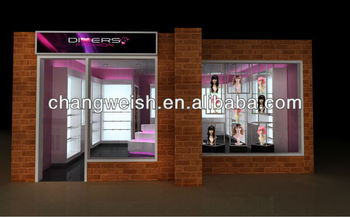 Shop Design For Hair Extensions Hair Display Wig Shop Fixture - Buy ... 47b6954f4