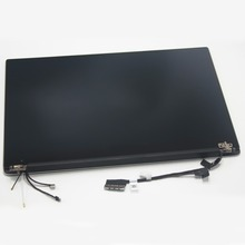 For Dell XPS 13 9343 9350 assembly upper half part FHD QHD UHD lcd Touch Screen