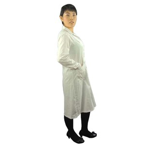 Stripe or Grid ESD Garment Antistatic Cleanroom Smock/Coverall/Suit/Clothing/Clothes