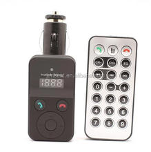 BT301 b302 Car wireless MP3 Player FM Transmitter instructions car mp3 player fm transmitter usb