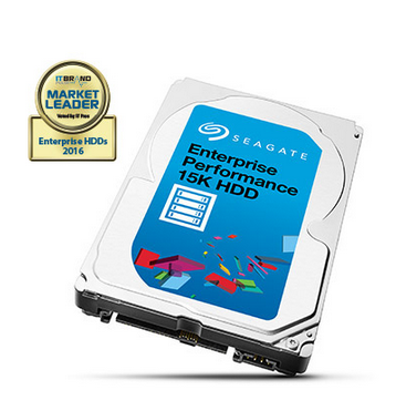12Gb/s SAS drives Seagate Enterprise Performance 15K HDD for blade, rack and tower servers