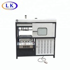 Automatic furnace plastic tray vaccum blister forming machine