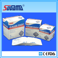 medical gauze swab/gauze pad with or with out X-ray