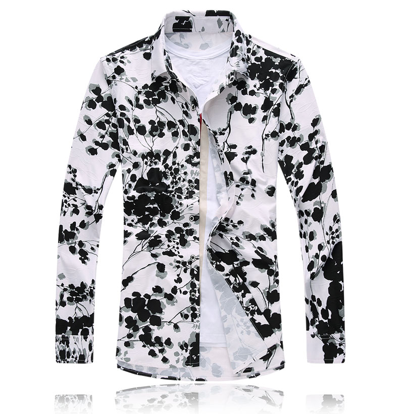 Print Dress Shirts for Men at Macy's come in a variety of styles and sizes. Shop top brands for Men's Dress Shirts and find the perfect fit today. White Shirt; Macy's / Men Sean John Men's Classic/Regular Fit Black Print Dress Shirt.