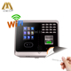 ZK UF100 Biometric Facial Fingerprint Time Attendance Machine with WIFI TCP/IP Free Software Face Time Attendance