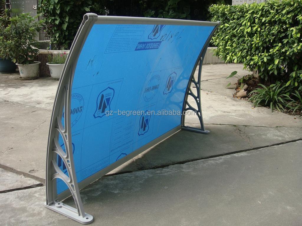 Nieuw idee ontwerp continu geassembleerd plastic deurmarkies ...
