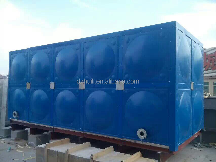 GRP water tank from manufacture for South Africa