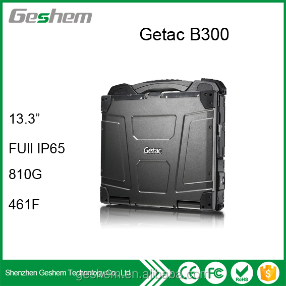 2016 hot sales stock product Getac X500 B300 Notebook and 8G RAM i5 i7 military Rugged laptop with window 7/8 OS