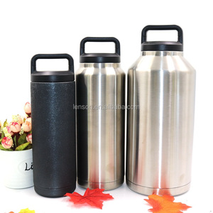 Wholesale Insulated Water Bottle Stainless Steel Cycling Sports Vacuum Flask