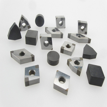 CBN cutting tools pcd diamond insert for aluminum material