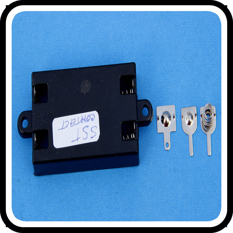Power Application electrical contact spring in tape reel pack