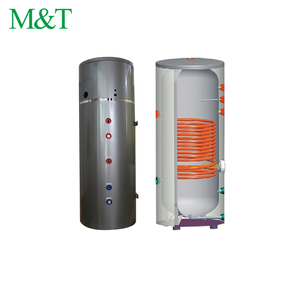 Alto all in one heat pump hot water system insulated hot water storage tank