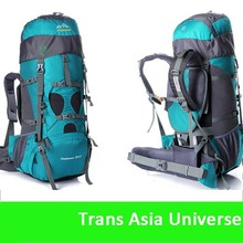 Hot Sale mountain 80L Frame Camping Hiking Backpack