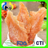 Crystal Chicken Jerky For Dog Food Dog Treat And Dog Snack