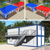 made in china hot saled luxury lowes home kits military container house prefabricated house malaysia