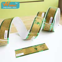 Print self adhesive Waterproof quality control cheap sample product food labels package