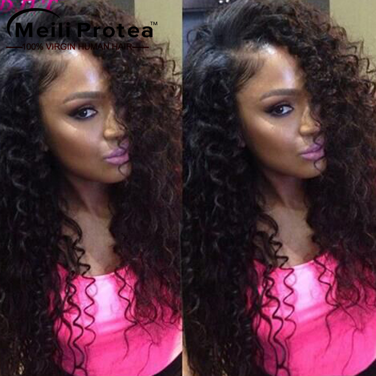 7A Grade virgin bounce curl peruvian hair, peruvian kinky curly hair, human hair extensions