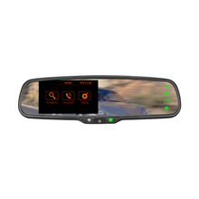 For 800mhz msb2531 gps navigation with wireless rearview camera,cobra radar detector