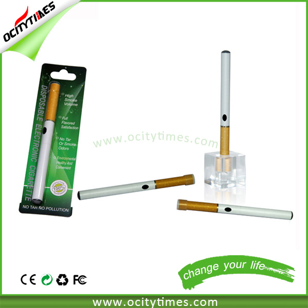 Ocitytimes electronic cigarette vaporizer inhaler 500 puffs empty disposable electronic cigarette