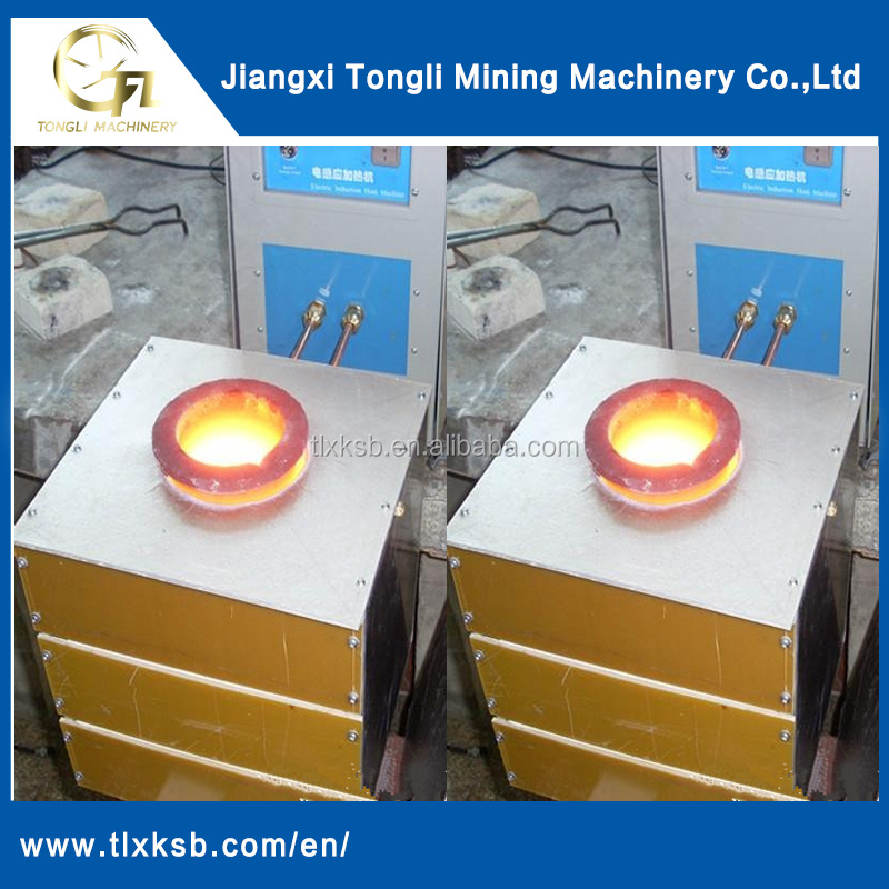Small Gold Smelting Equipment from China Supplier