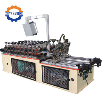 Studs And Track Roll Forming Machine To Making C U Channel