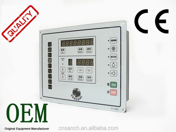 Sanch SC-2200 high performance hmi control panel for round knitting machine