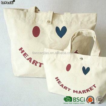 lepanxi brand jumbo size canvas blank wholesale long web handles tote bag e962564fe06df