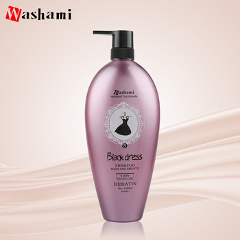 Natural keratin hydrating nourishing care professional hair growth shampoo
