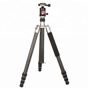 China stocked wholesale photographic equipment camera tripod stand BC284C