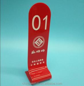 Restaurant Table Numbers Restaurant Table Numbers Suppliers And - Restaurant table numbering system