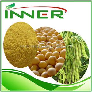 100% Natural puffed soybean powder