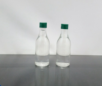 empty small liquor bottle, mini liquor bottle 2oz with aluminum cap